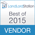 LandlordStation.com Top Vendor of 2015!