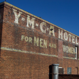 YMCA Building before